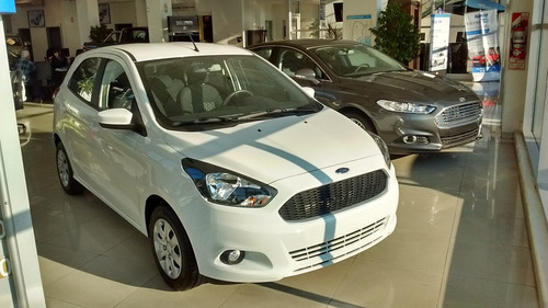 ford ka 1.5 se 5 p anticipo 30% entrega inmediata 0km ms3