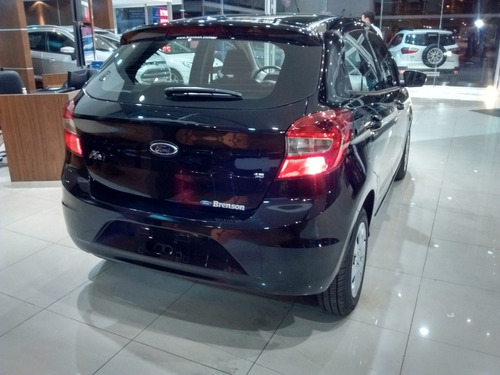 ford ka 1.5 se 5 puertas 0km 2018  06