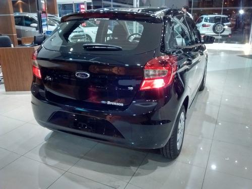 ford ka 1.5 se 5 puertas 0km 2018  12