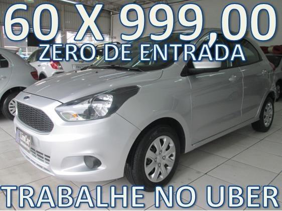 Ford Ka   Se Completo Zero De Entrada  Fixas