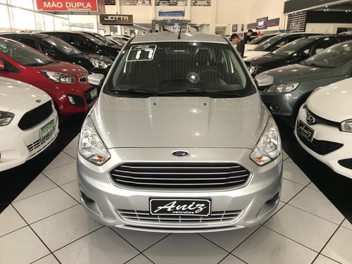 ford ka + 1.5 sedan flex se manual completo 2017