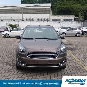 Ford Ka 1.5 Sedan Sel 12v Flex 4p Aut.