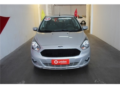 ford ka 1.5 sel 16v flex 4p manual
