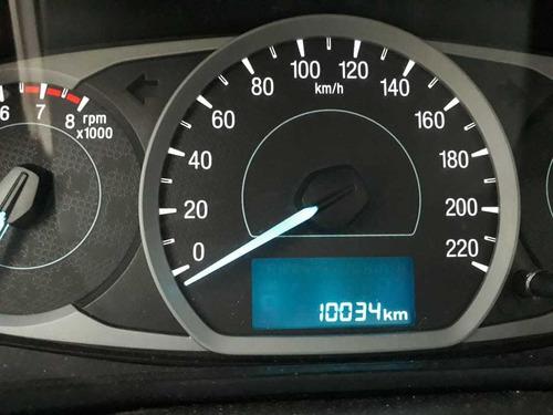 ford ka 1.5 sel 2018 10.000km gris oscuro igual a 0km!