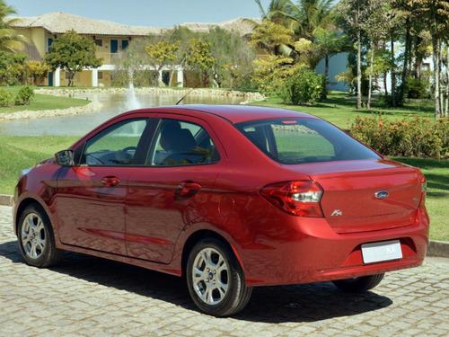 ford ka 1.5 sel 4 puertas plateado 0 km isofix descuentos d