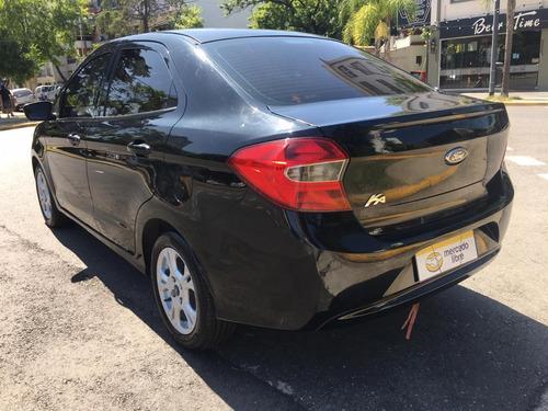 ford ka 1.5 sel 4 puertas sedan