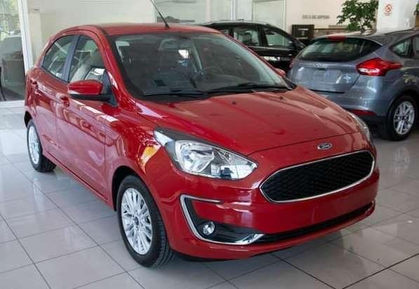 Ford Ka 1 5 Sel 5 Puertas 0km 2019 As1 1 170 000 En Mercado Libre