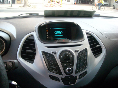 ford ka 1.5 sel 5 puertas 2016 1º mano impecable 33700km.