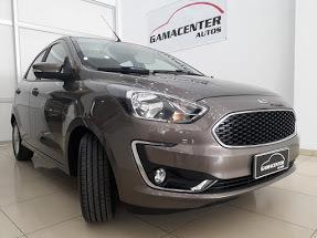 ford ka 1.5 sel 5 puertas gris 2018 10.000km