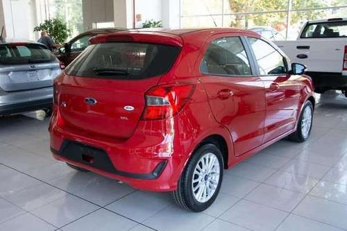 ford ka 1.5 sel  at automatico 5 puertas 0km as1