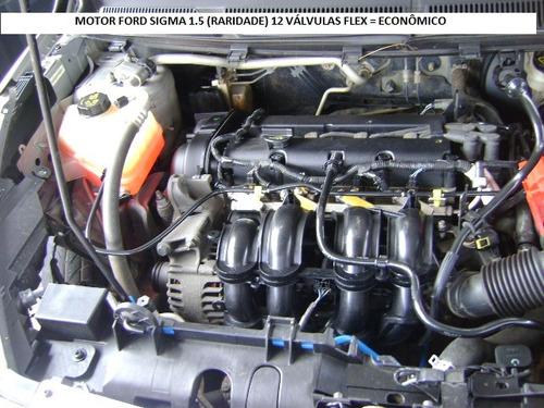 ford ka 1.5 sel flex 4p sedan completo manual etc
