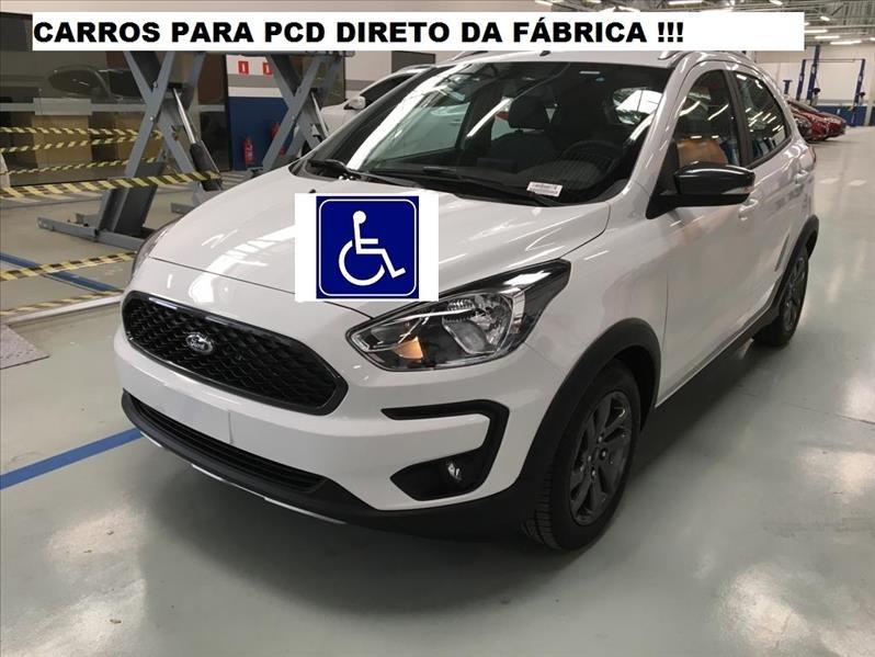 Ford Ka   Ti Vct Flex Automatico