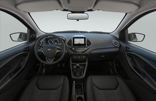 ford ka 1.5 ti-vct flex sel sedan manual