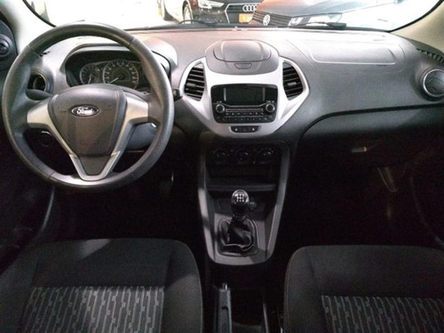 ford ka 1.5 tivct flex se manual