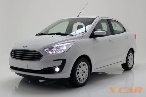 ford ka 1.5 tivct flex se sedan automático
