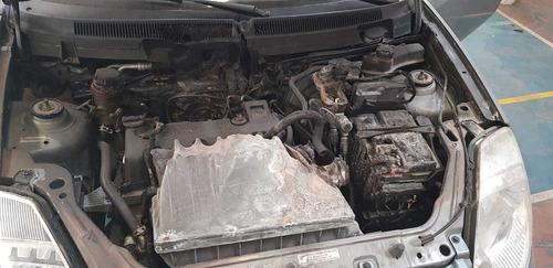 ford ka 1.6 fly viral chocado baja alta motor