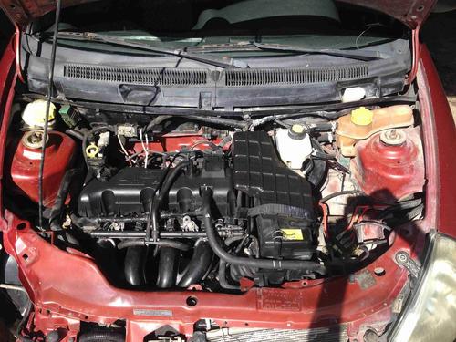 ford ka 1.6l chocado en partes refacciones autopartes piezas