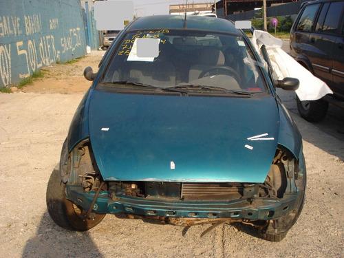 ford ká 2001 sucata motor porta capo suspensão direção roda
