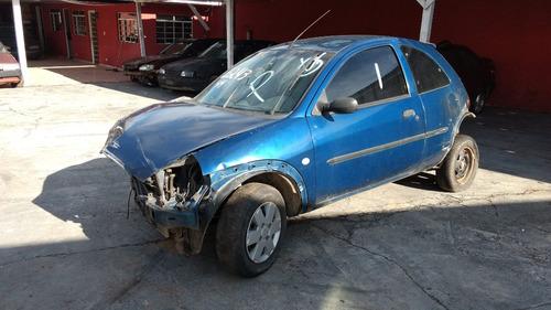 ford ka 2004 1.0 8v/ sucata para retirada de peças