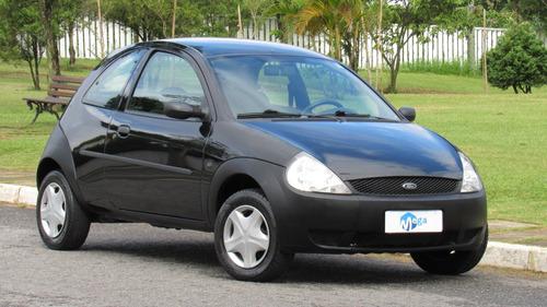 ford ka 2007 flex unico dono