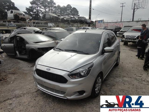 ford ka 2015 1.0 sucata para retirada de peças