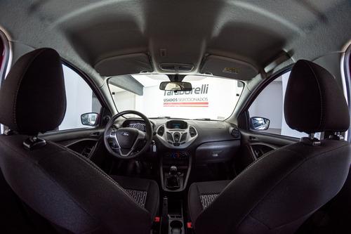 ford ka 2018 1.5 se 5 p usados taraborelli