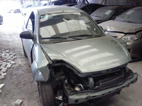 ford ka chocado  dado de baja 04 valido alta de motor