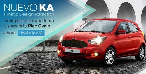 ford ka entrega pactada concesionario oficial