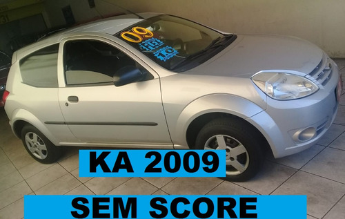 ford ka financiamento com score baixo