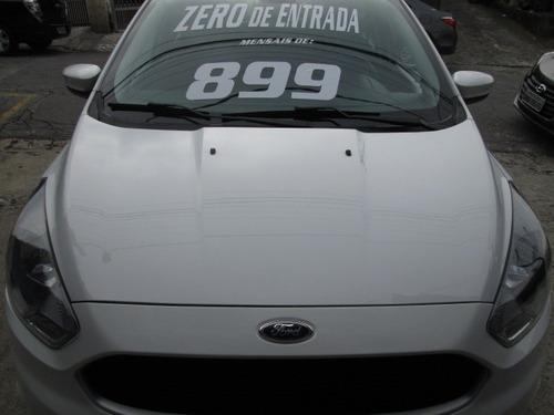 ford ka flex completo  zero de entrada + 60 x 899,00 fixas