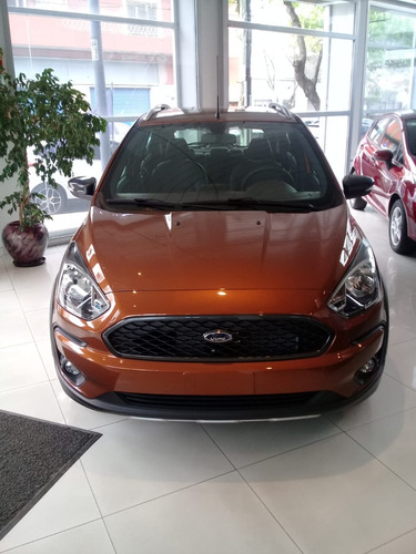 ford - ka freestyle.- 1.5 plan tu 1er 0km 100% financiado