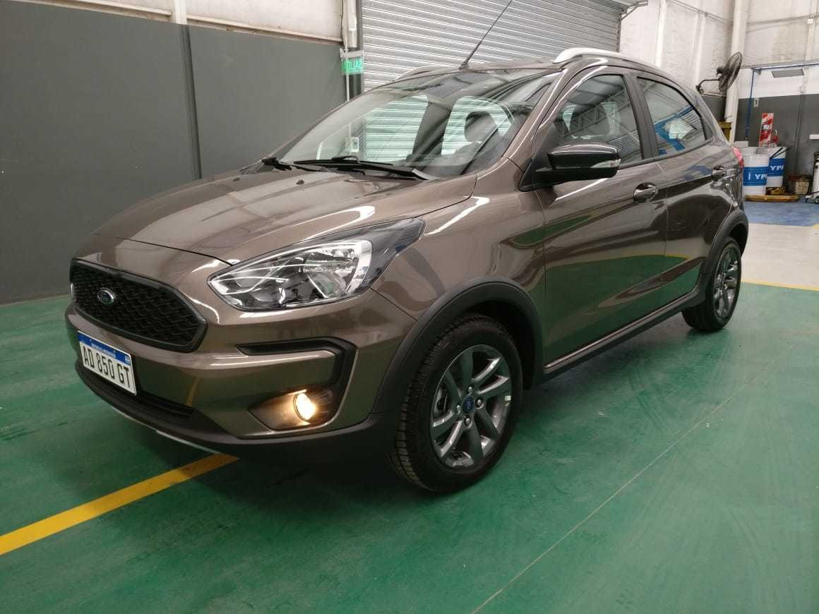 Ford Ka Freestyle 1 5 Sel At 5 Puertas 0 Km 2020 En Stock