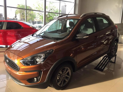 ford ka freestyle se retiralo ya 123hp
