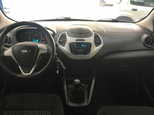 ford ka hatch 1.0 2017 completo -  sem entrada
