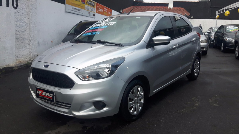 ford ka hatch 2015 completo 1.0 flex impecavel 37.000 km
