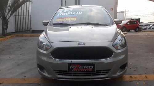 ford ka hatch 2015 completo 1.0 flex impecavel 39.000 km