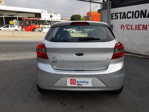 ford ka hatch 2015 completo 1.5 flex impecavel 36.000 km
