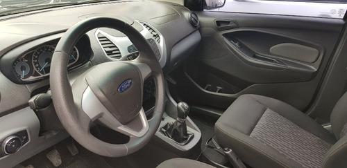ford ka hatch 2016 completo 1.0 flex 38.000 km revisado novo
