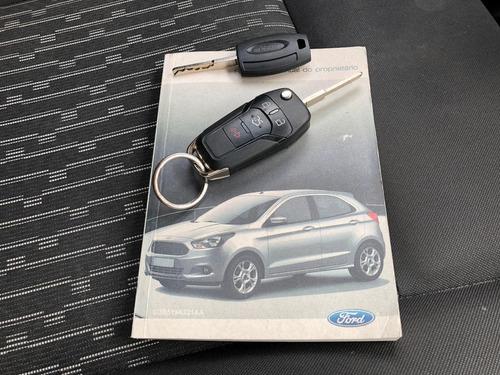 ford ka hatch 2016 completo 1.0 flex 42.000 km revisado novo
