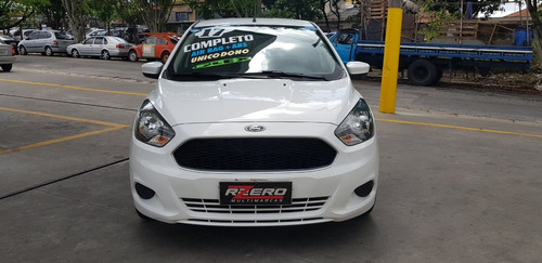 ford ka hatch 2017 completo 1.0 flex 29.000 km revisado novo