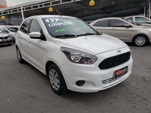 ford ka hatch 2017 completo 1.0 flex 32.000 km revisado novo