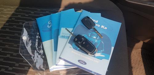 ford ka hatch 2017 completo 1.0 flex novo 34.000 km