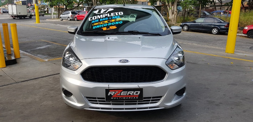 ford ka hatch 2017 completo 1.5 flex 28.000 km revisado novo
