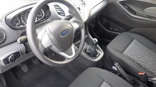 ford ka hatch 2017 completo 17.000 km muito novo
