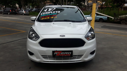 ford ka hatch 2017 completo impecavel 18.000 km novo