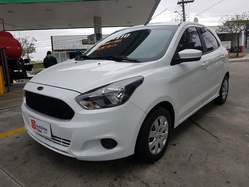 ford ka hatch 2017 completo impecavel 23.000 km novo