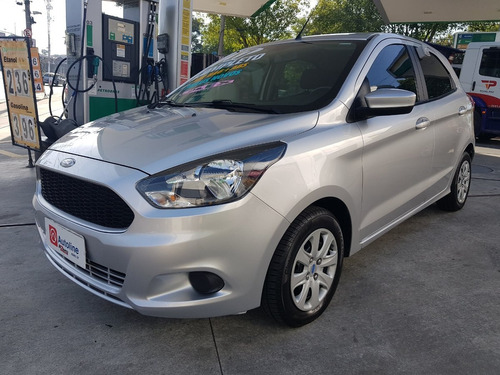 ford ka hatch 2017 completo impecavel 24.000 km novo