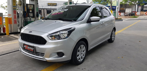 ford ka hatch 2018 completo 1.0 flex 17.000 km revisado novo