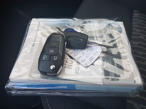 ford ka hatch 2018 completo impecavel 12.000 km novo
