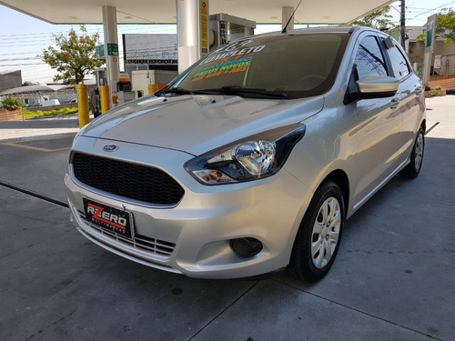 ford ka hatch 2018 completo impecavel 13.000 km impecável